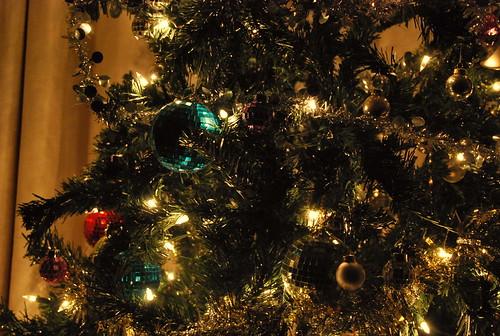 Christmas Tree - Close Up