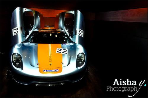 Porsche by Dubaiwali