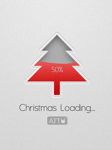 Xmas Loading... by AlisterTT