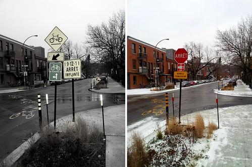 La transformation de la rue Villeneuve