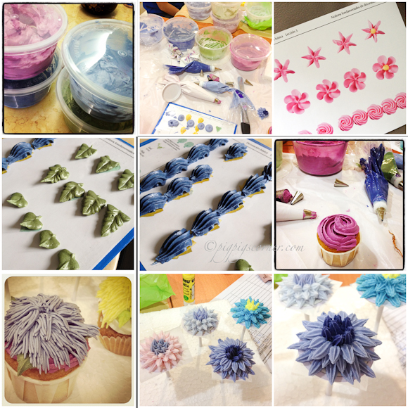 Wilton Method of Cake Decorating Course 1 Class 3