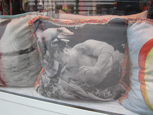 Sumo cushion