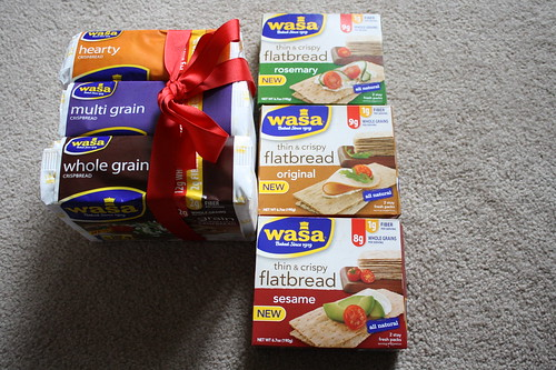 wasa crackers flatbread and multi grain/whole