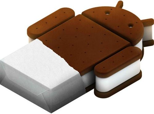 Android 4.0 Ice Cream Sandwich update list