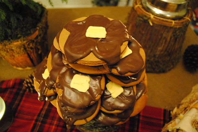 pancake ginerbread
