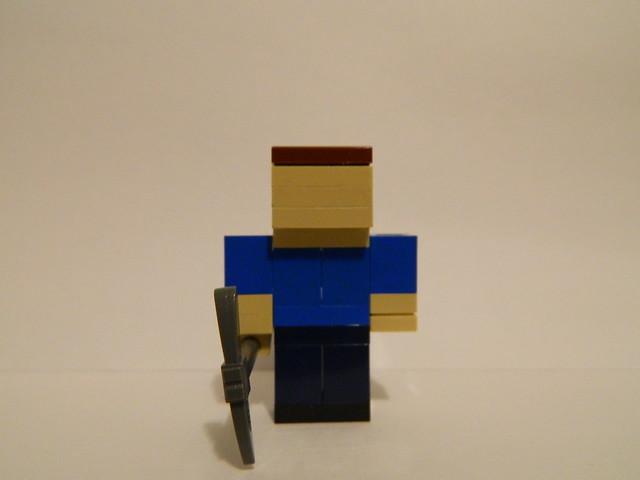 Lego Minecraft Steve W...