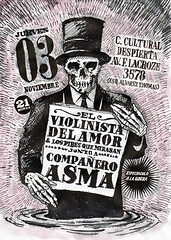 Flyer-Violin-03deNov-MYSPACE-02