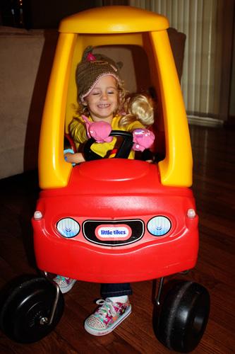 Auttie-driving
