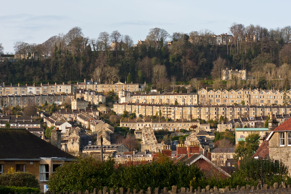 A shot of Bath that I took a long time ago