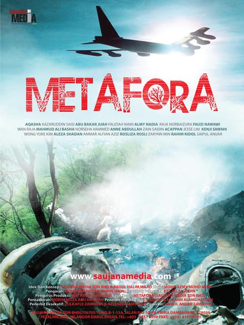 Poster drama Metafora