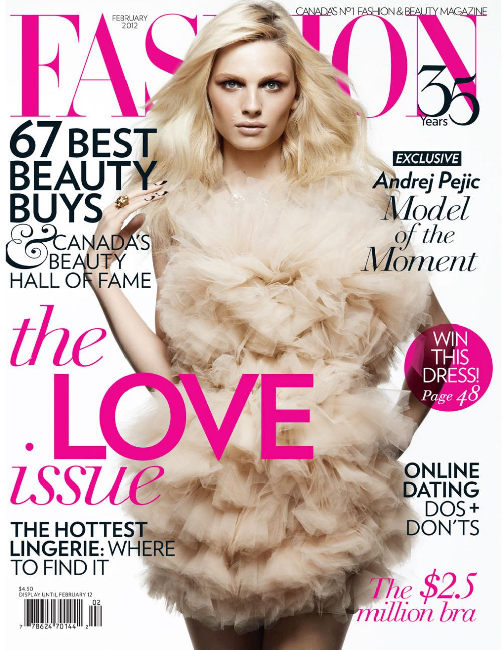 Andrej Pejic0522_Fashion Magazine Canada February 2012