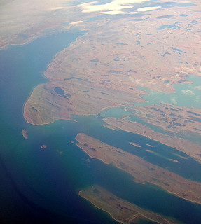 Greenland aerial 1