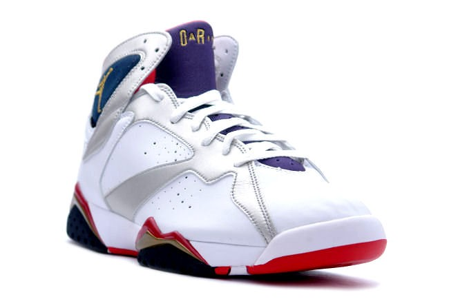 the latest fe4cd 74472 Nike Air Jordan 7 Retro Olympic 2004 Shoes | Cheap Cheap Jor ...