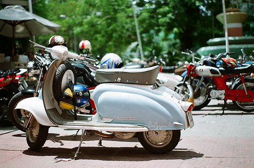 Lambretta in Vietnam by The.Scooterist