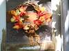 Backdoor Autumn Wreath