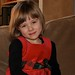 Rowan Amelia, Christmas 2011