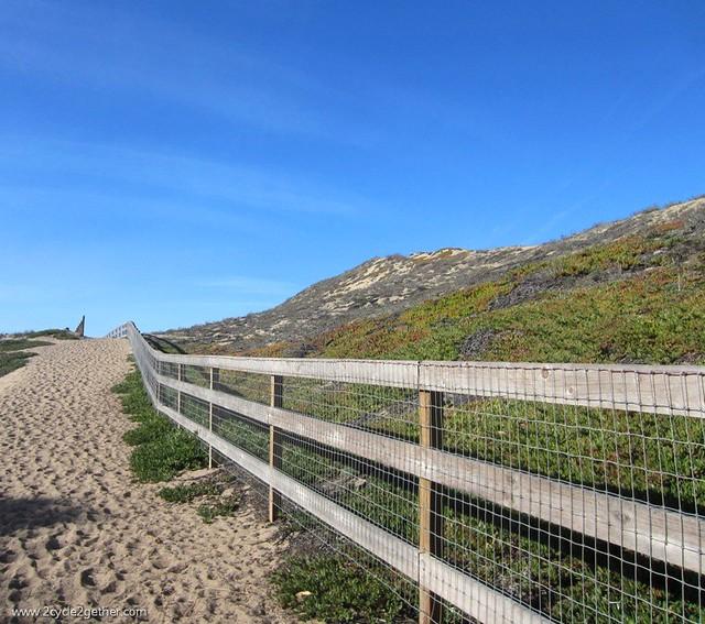 Marina Dunes Beach Trail