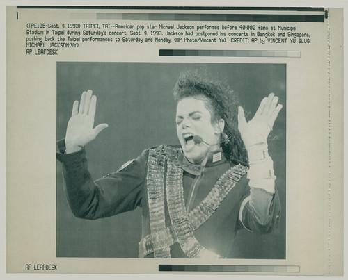Michael Jackson - Sept 4, 1993