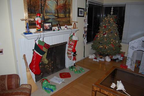Santa's work I
