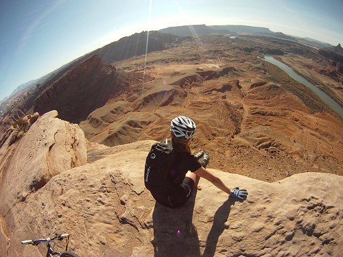 New Years Moab Training Camp: Day 1