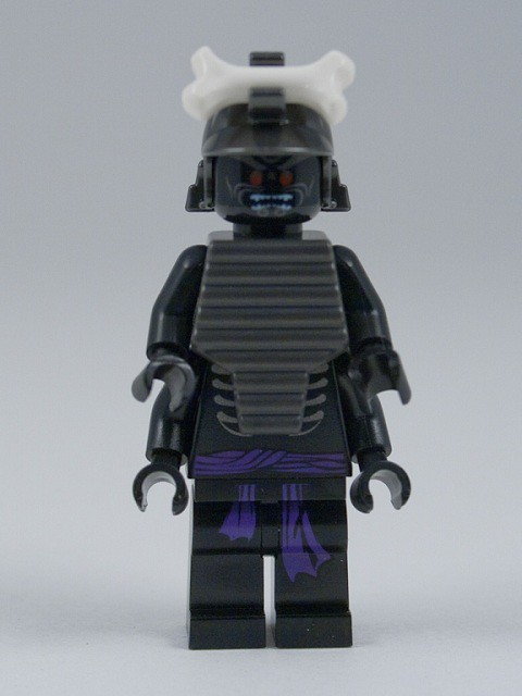 Lord Garmadon (4 Arms) - Front | Flickr - Photo Sharing!