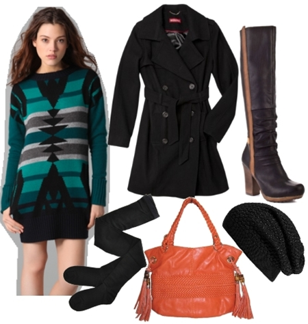 casual outdoor winter fashion1
