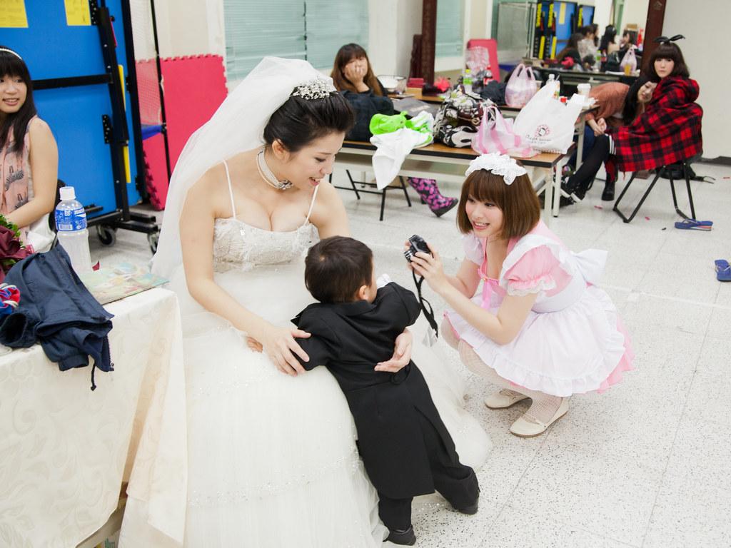 朱大跨年婚宴