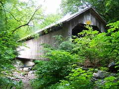 Brown Covered Bridge- Rutland County VT (3)