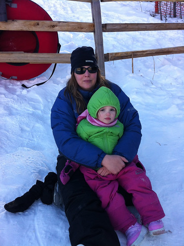 Leadville Sledding