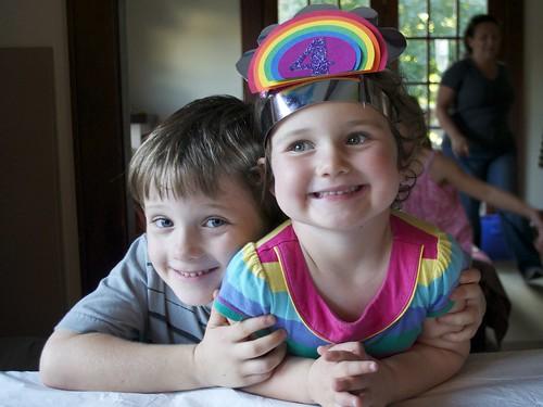 Willa 4th Birthday
