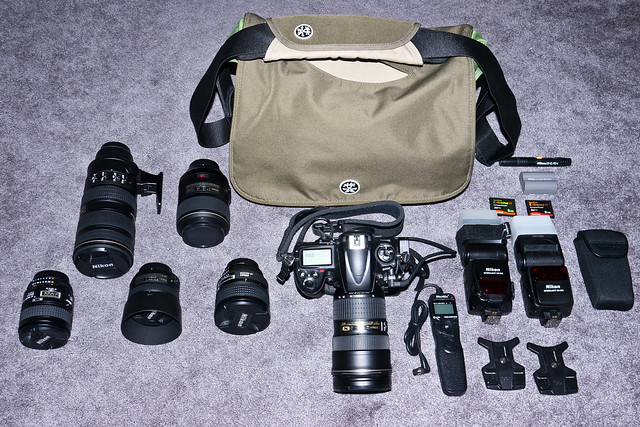 What's In My Bag? - 2012 Edition