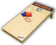 Chicago Bears Cornhole Boards XL