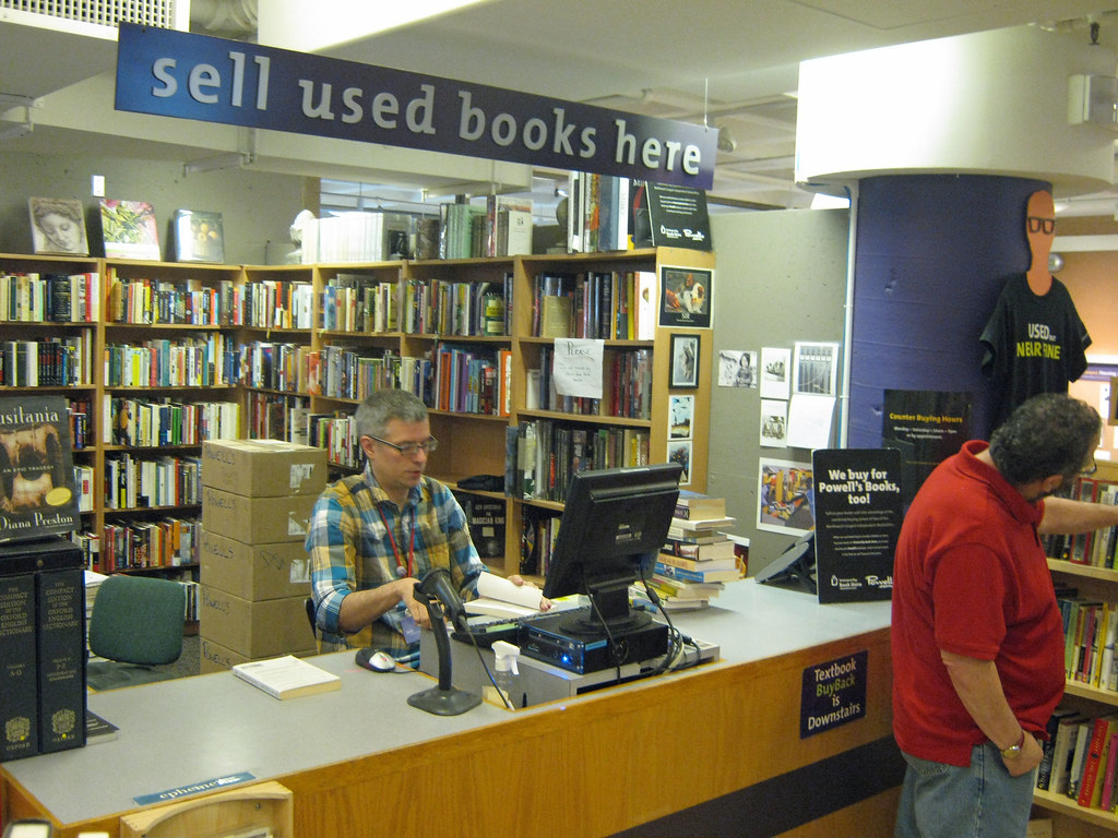 MBS Foreword Online - UW Book Store Used Trade Books