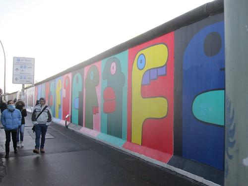 Caras a lo Andy Warhol de Thierry Noir