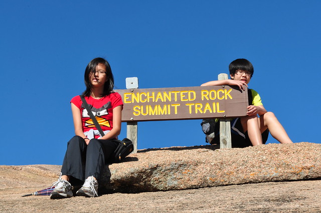 Enchanted Rock State Park [Texas]