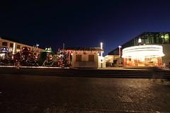 Vista su piazza Terme