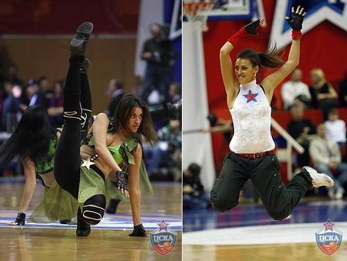Eugenia-Yurieva-animadora-CSKA-Moscu