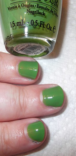 OPI: Green-wich Village