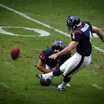 Texans Punter