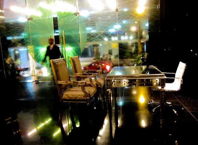Concierge Desk at Le Meridien Panama City, Panama