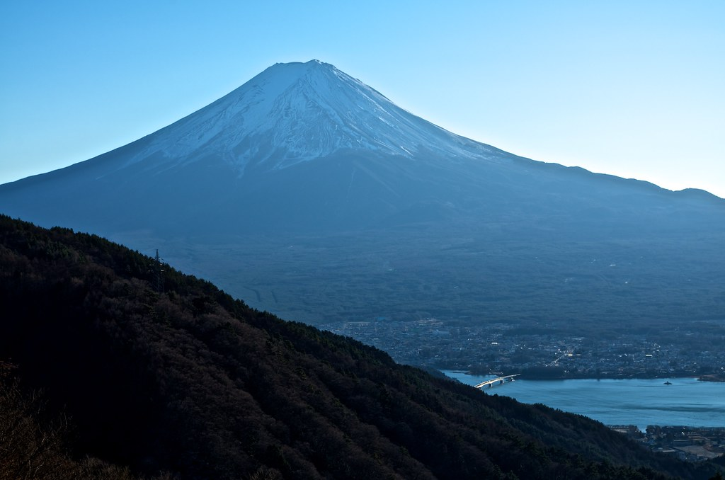 Mt.Fuji with PENTAX K-5