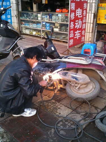 moped repair