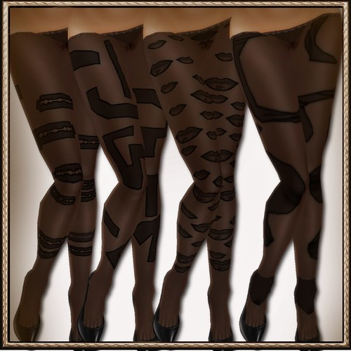 A&A Fashion 2012 Tights