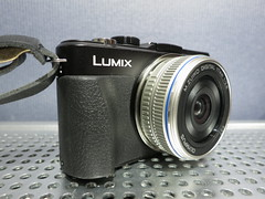 Lumix GX1 + m4/3 Lens