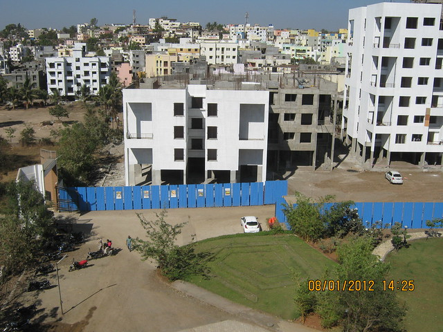 Al-Track Group's Zig Solis, Ziggurat Phase 2, 2 BHK & 2.5 BHK Flats on Katraj Dehu Road Bypass at Ambegaon Budruk, Pune 411 046 IMG_9212