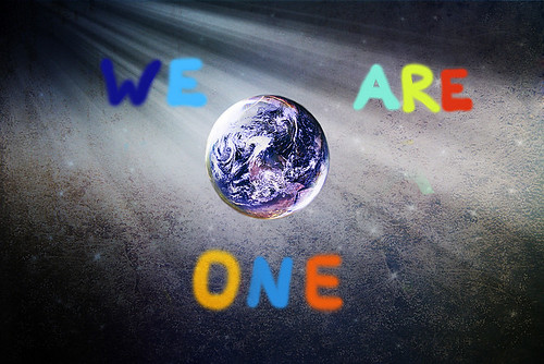 globe_we are one