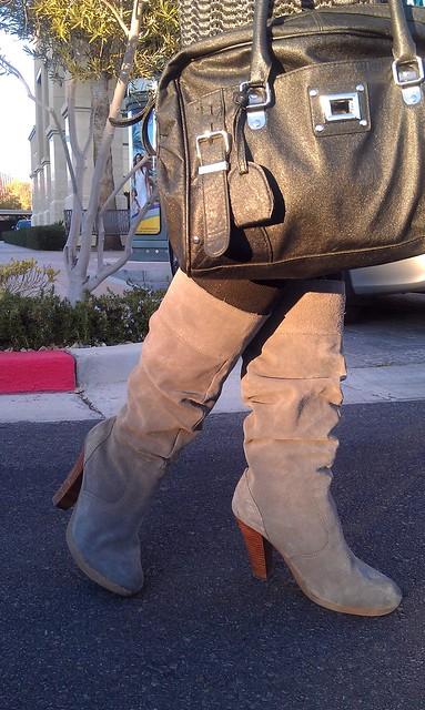 Boots Victoria Secret