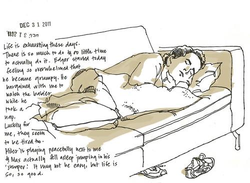 sleepingedgar