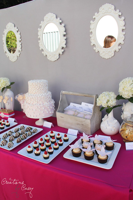 Oh Baby! Dessert Table