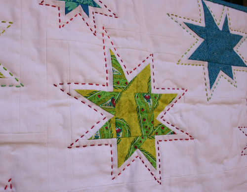 wonky stars finished 2